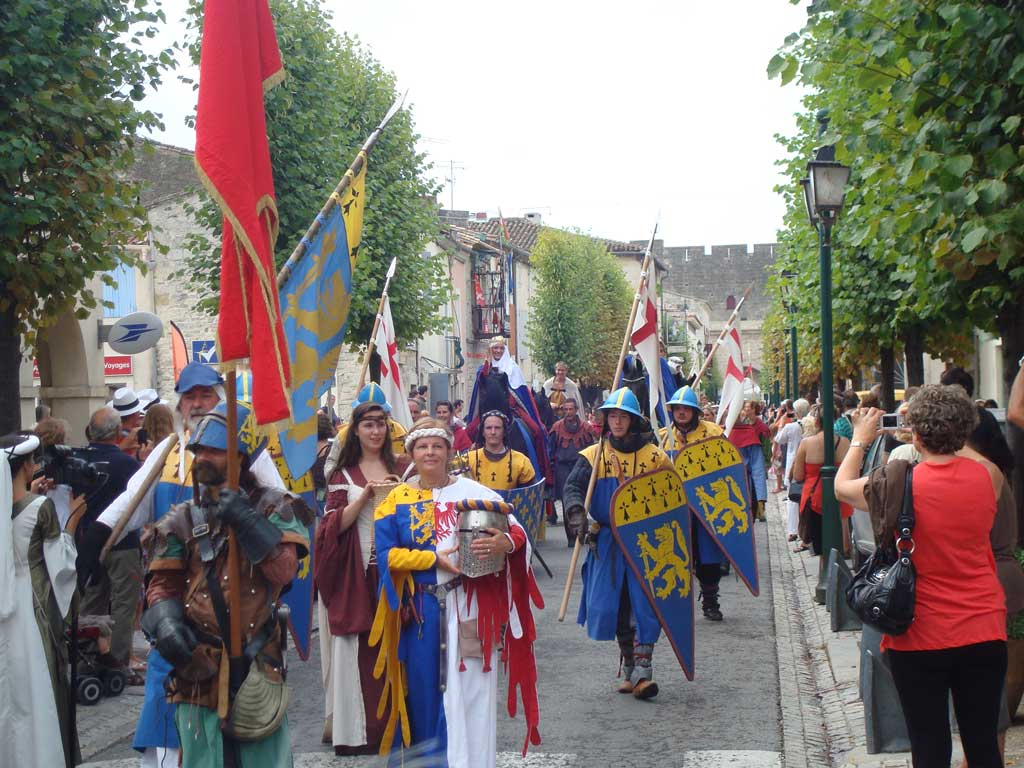 Fête Saint Louis Aigues Mortes