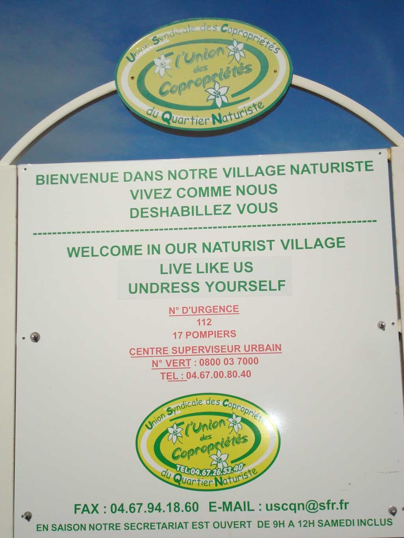 Règlement du Cap d'Agde